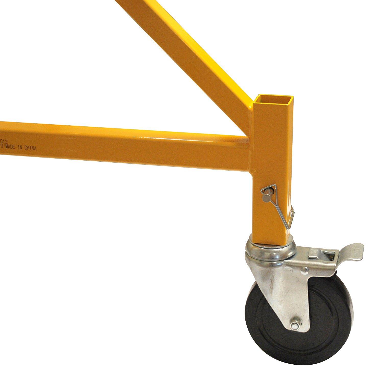 Scaffold Caster Wheel 4 pc. set