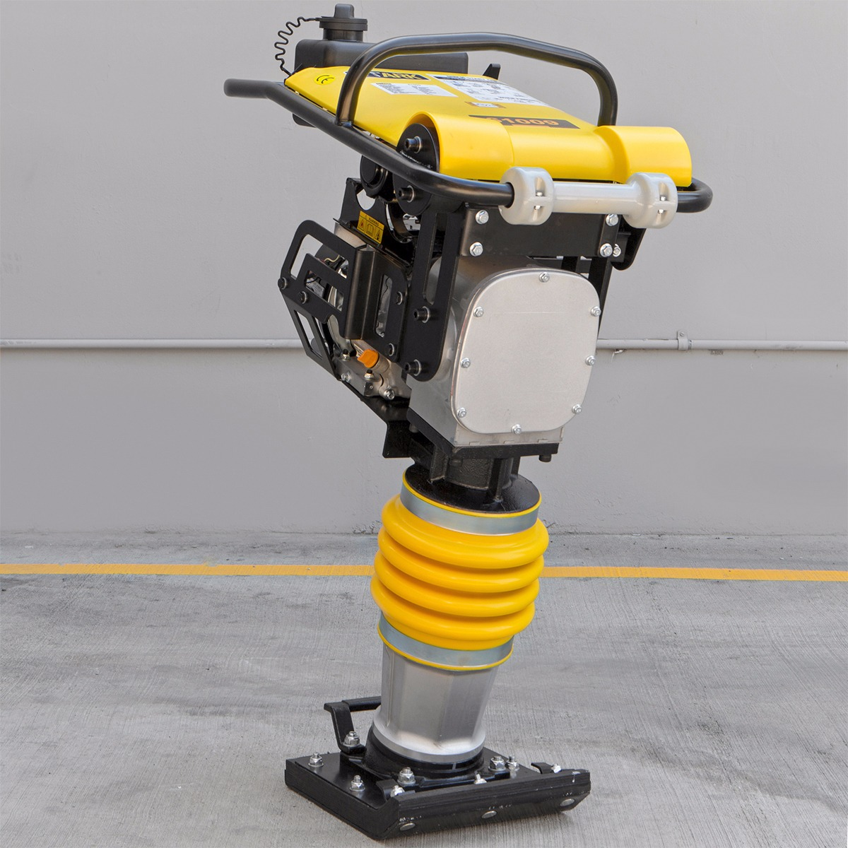 Jumping Jack TAMPER RAMMER Plate Compactor – Build Master Tools
